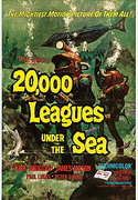 20 000 mil pod mořem  online