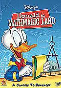 Kačer Donald v kouzelném světě matematiky  online