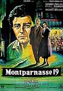 Milenci z Montparnassu  online
