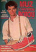 Muž s červenou botou  online
