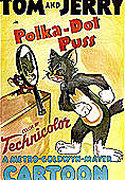 Puntíkatá kočka  online